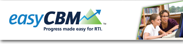 easyCBM - Progress made easy for RTI