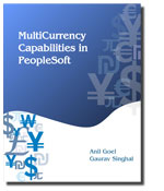 MultiCurrency Capabilities in Oracle's PeopleSoft