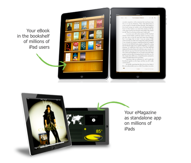 Your eMagazine and eBook