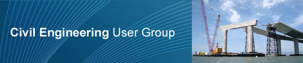 Civil Engineering User Group