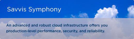 Savvis Symphony Cloud Compute