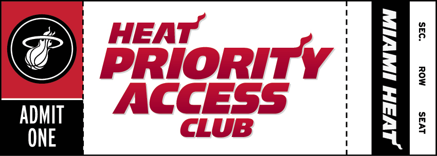 HEAT Priority Access Club