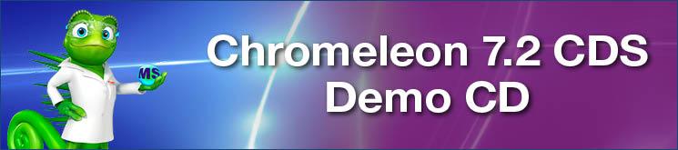Chromeleon 7.2 CDS Demo CD