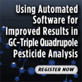 On-Demand Webinar: Using Automated Software for Improved Results in GC-Triple Quadrupole Pesticide Analysis