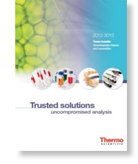 Thermo Scientific Chromatography Columns and Consumables Catalog