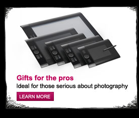 Perfect gift ideas for the pros
