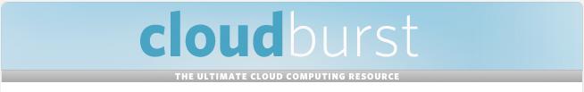 Cloudburst Masthead