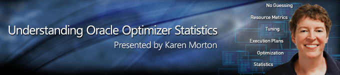 Understanding Oracle Optimizer Statistics