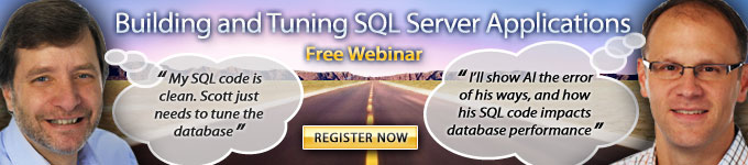 Building and Tuning SQL Server Applications