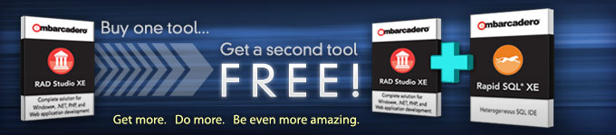 Buy one tool get another tool free!