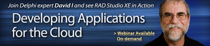 Webinar Replay Available: Developing Applications for the Cloud