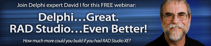 How much more could you build if you had RAD Studio XE?