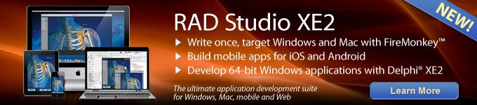 RAD Studio XE2 - Learn More