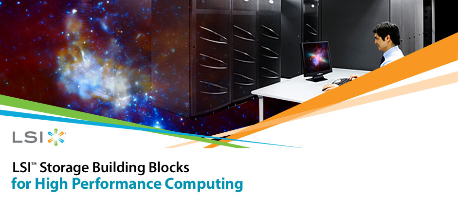 LSi Storage Building Blocks