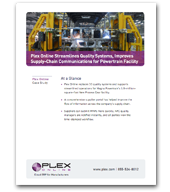 Plex Online Streamlines Quality Systems, Improves Supply-Chain Communications for Powertrain Facility
