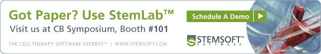 Got Paper? Use StemLab™. Visit us at CB Symposium, booth #101 or schedule a demo