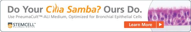 PneumaCult™-ALI medium, optimized for bronchial epithelial cells