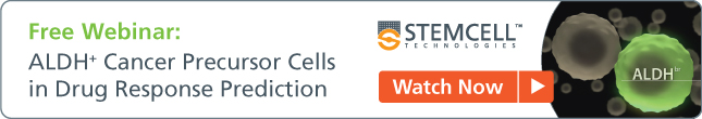 [Free Webinar] ALDH+ Cancer Precursor Cells in Drug Response Prediction - Watch Now.