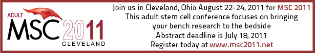 MSC 2011 Celltherapynews sectionbanner645