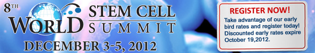 8th World Stem Cell Summit