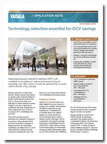 DCV Application Note
