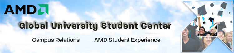 AMD Global University Student Center
