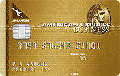 The Qantas American Express Business Card