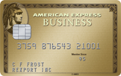 The American Express® Gold Business Card