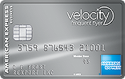 The American Express Velocity Business Card