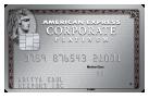 American Express Platinum Corporate Card