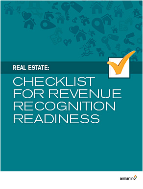 Real Estate Revenue Recognition Checklist