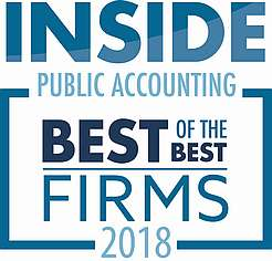 IPA 2018 Best of the Best Accounting Firms