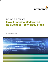 Behind the Scenes: How Armanino Modernized Its Business Technology Stack