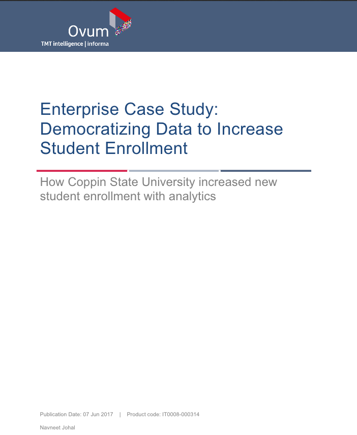 OVUM Enterprise Case Study