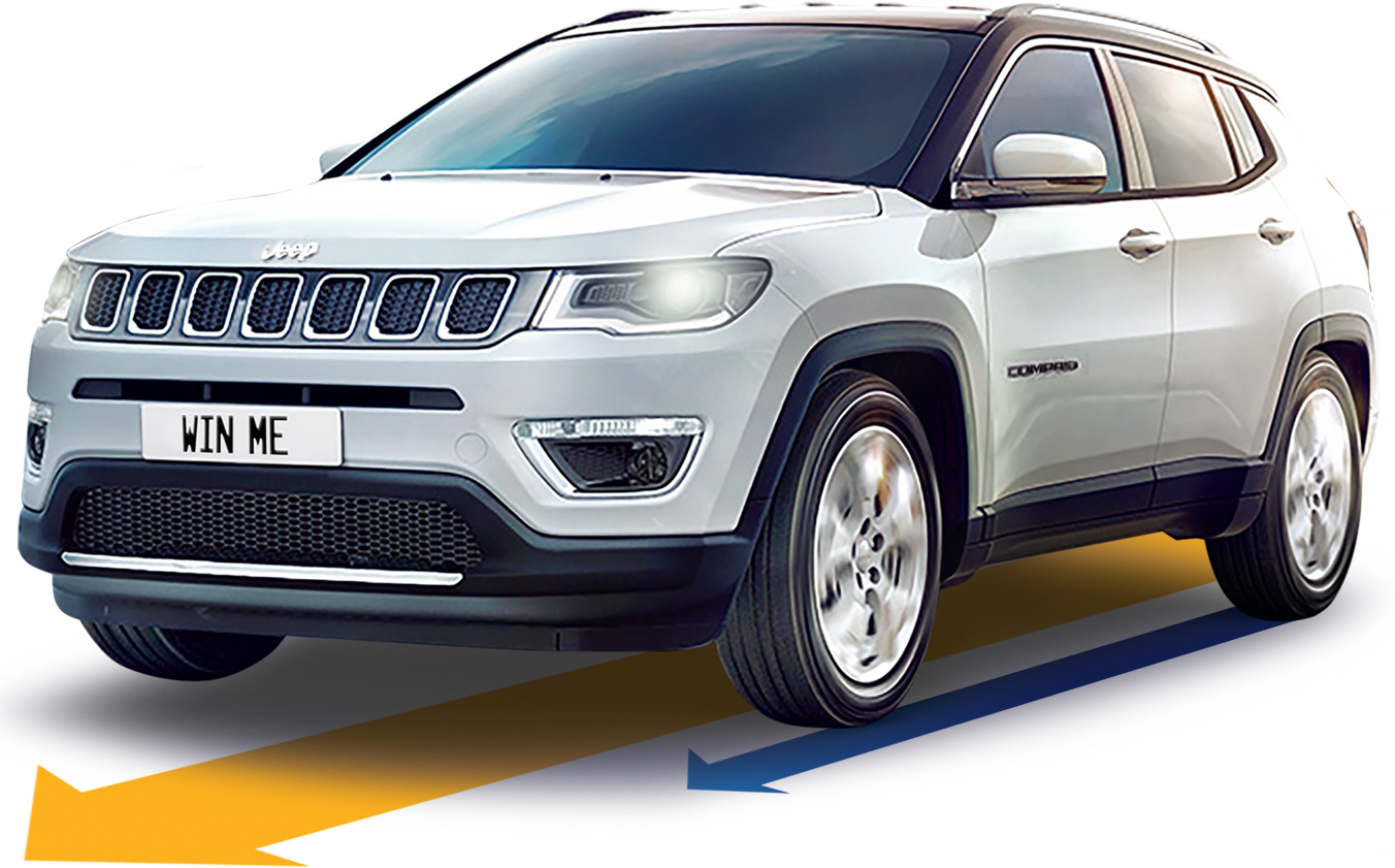 Win a Jeep® Compass!