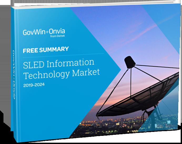 SLED Information Technology Market, 2019-2024