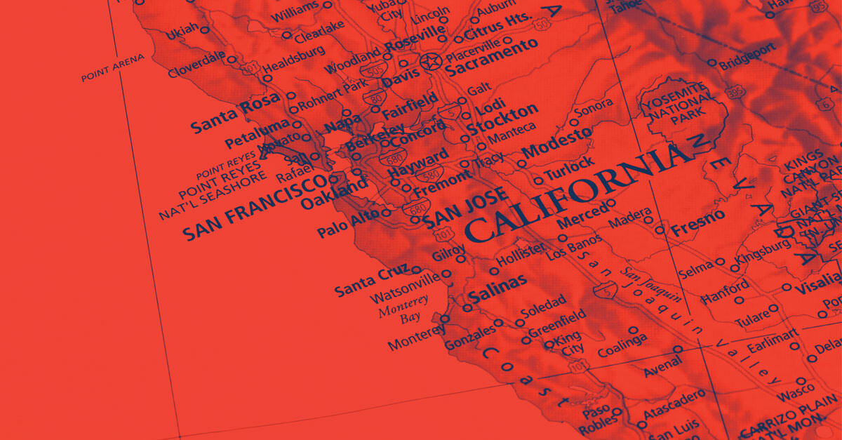 Doing Business with the Government of California