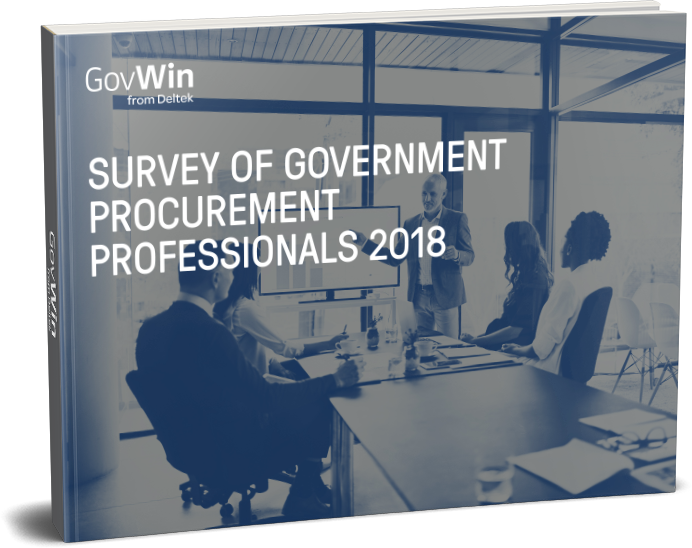 Survey of Government Procurement Professionals 2018