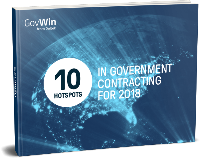10 Hotspots in Government Contracting for 2018