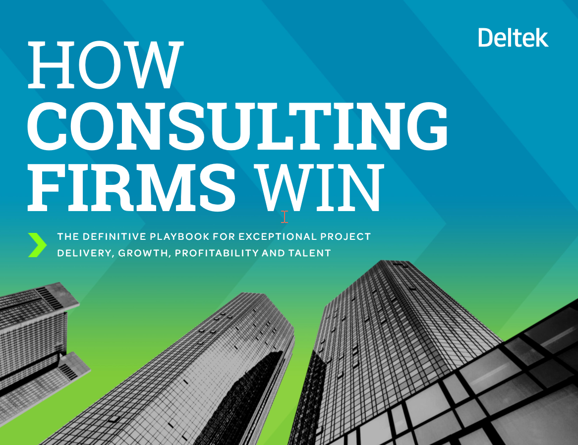 How Consulting Firms Win