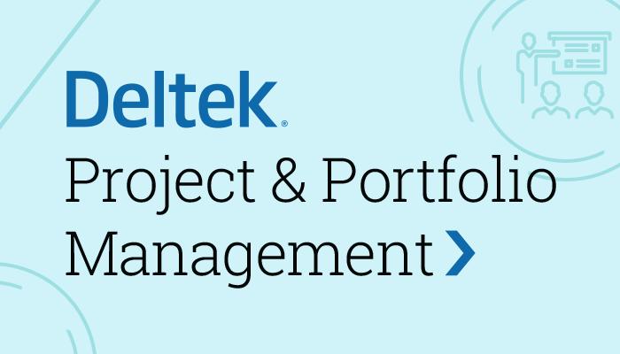 Deltek PPM Solutions
