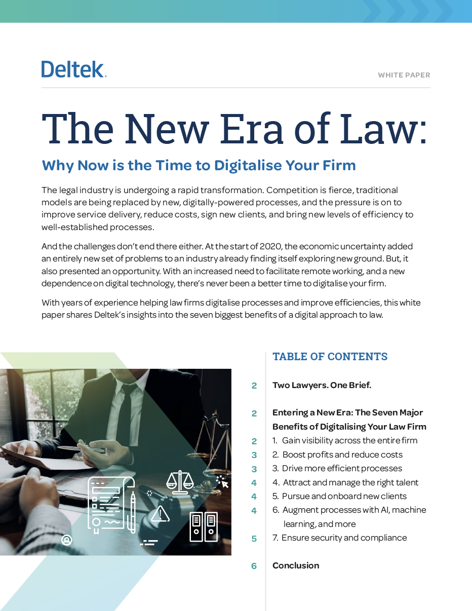 New Era of Law