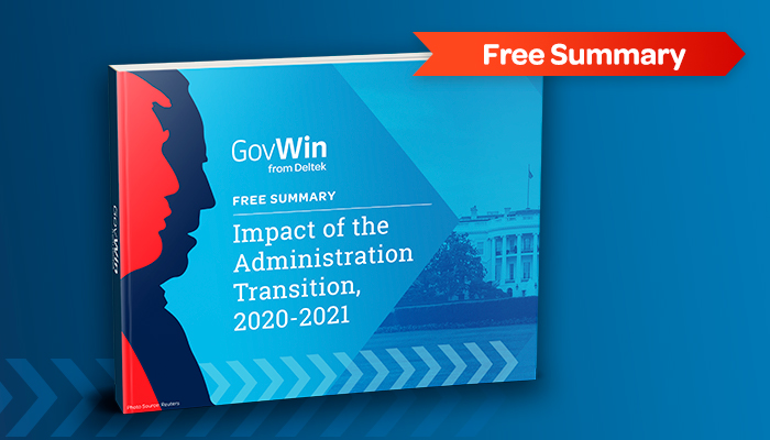 Report: Impact of the Administration Transition, 2020-2021