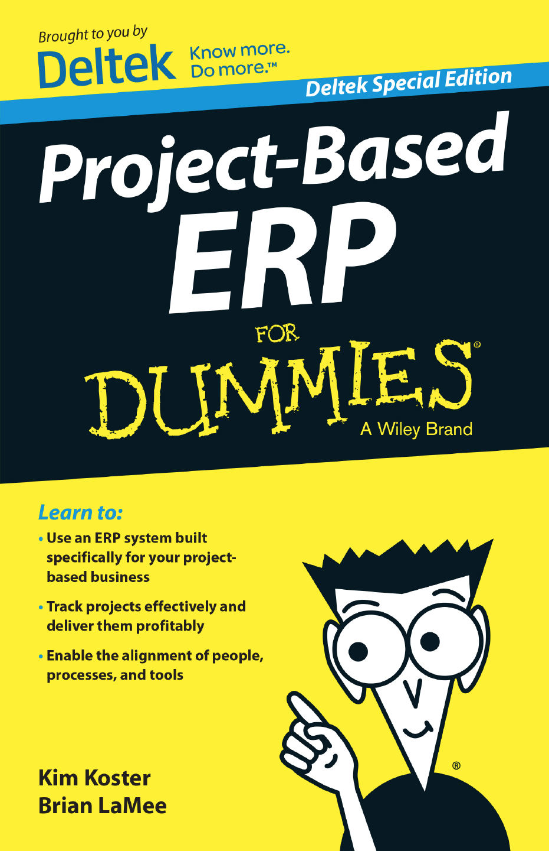 Enterprise Resource Planning for dummies