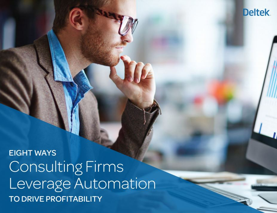 8 Ways Consulting Firms Leverage Automation