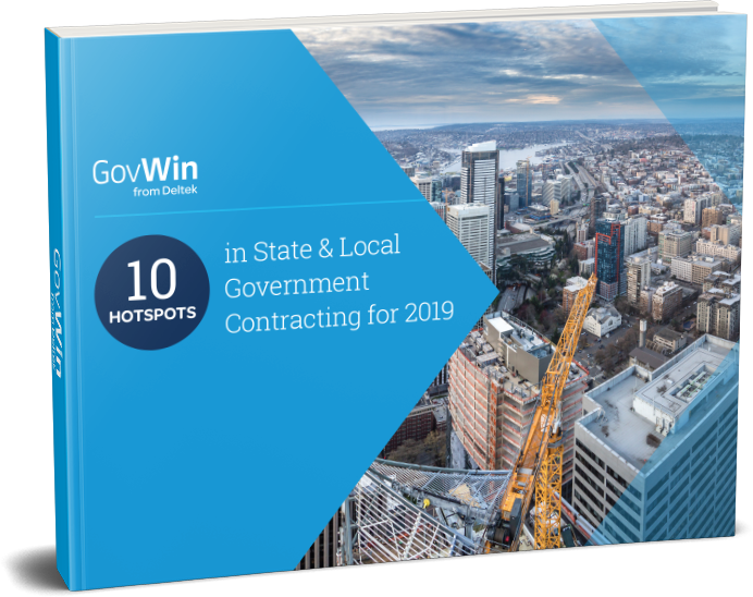 10 Hotspots in State & Local Government Contracting for 2019