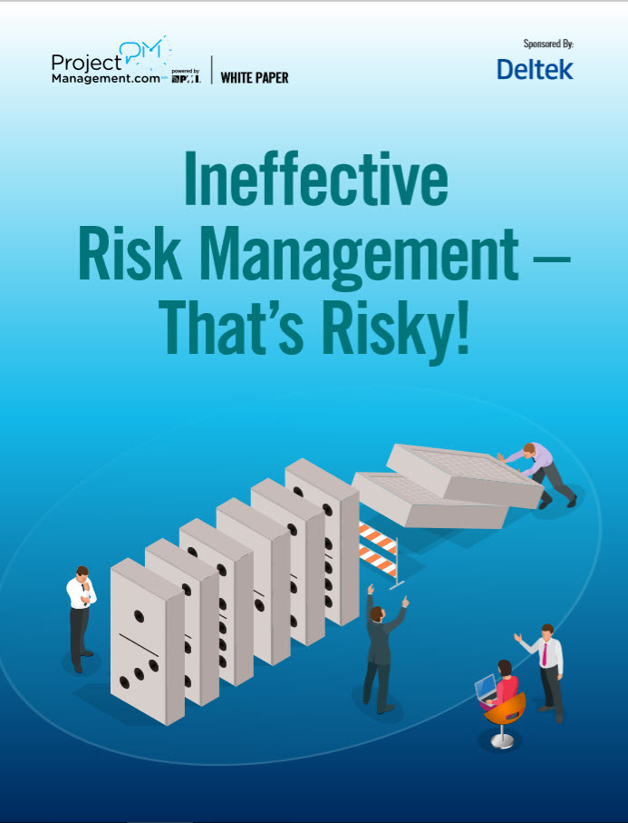 Ineffective Risk Management – That's Risky!
