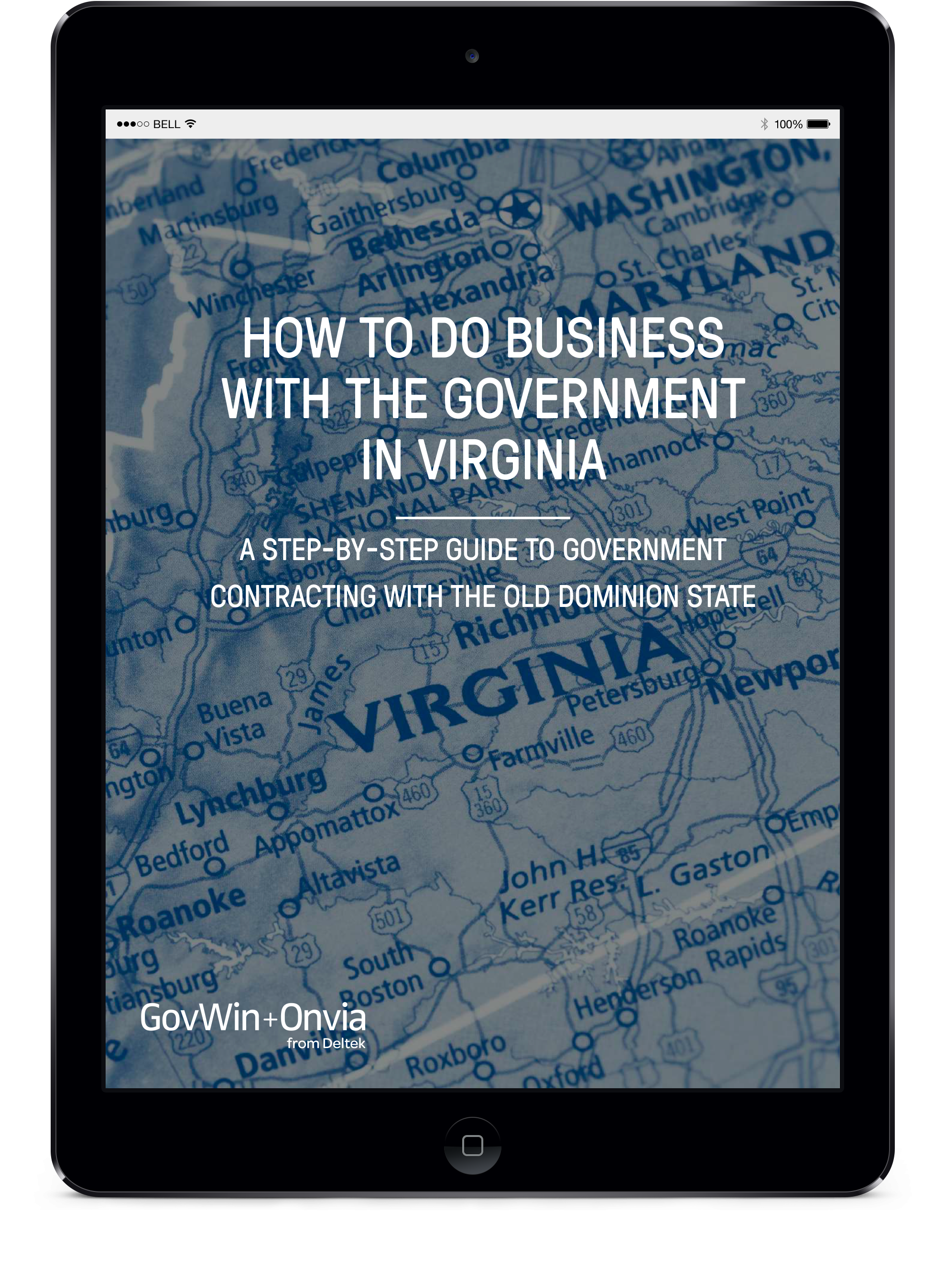 HHow to do Business with the Government in Virginia