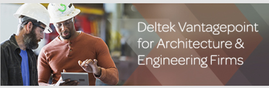 Deltek Vantagepoint for Architecture & Engineering Firms