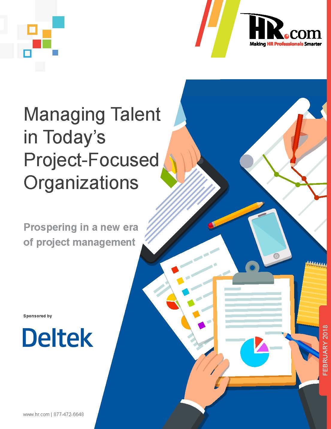 Managing Talent in Today's Project-Focused Organizations